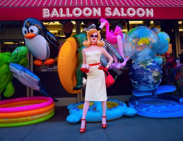 Balloon-saloon