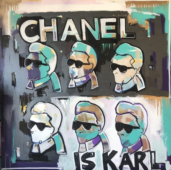 Chanel is Karl by Grazie