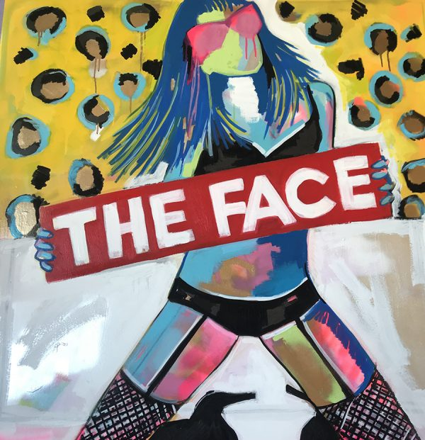 summer of love face by Grazie