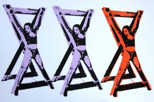 Justine XXX by Trafford Parsons