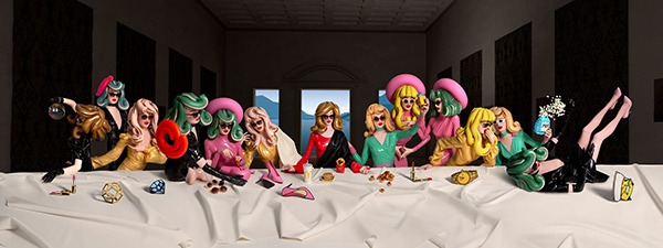 Last-supper by Pandemonia
