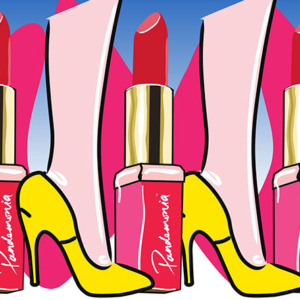 lipstick by Pandemonia