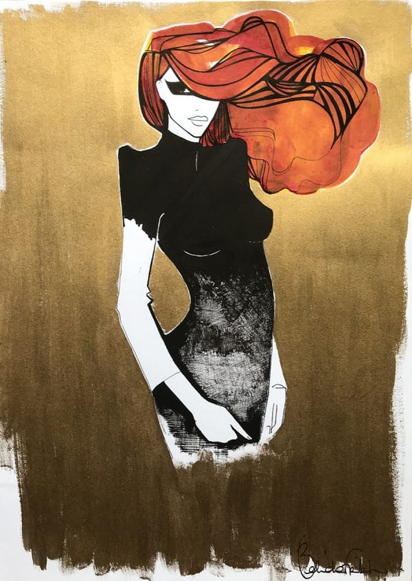Sonia by Belinda Frikh