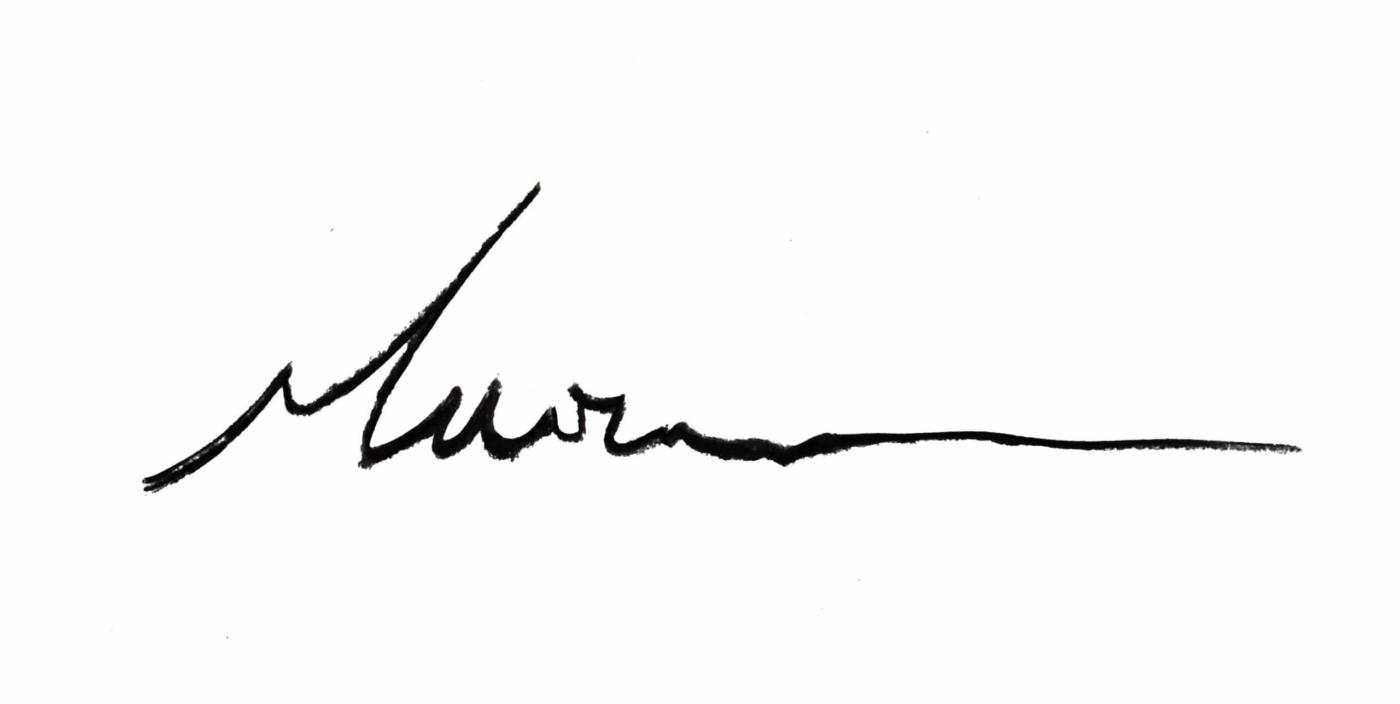 Signature mglawrence