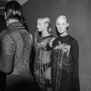 McQueen Backstage - Banshee